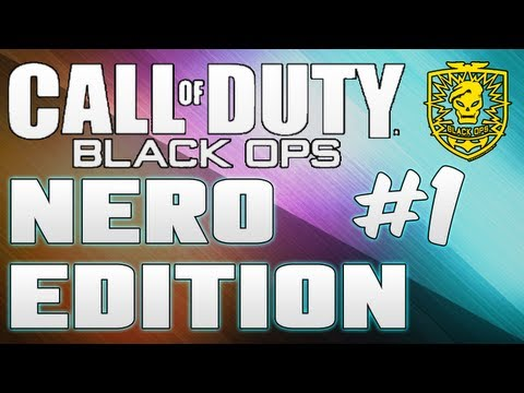 Nero and MrBossFTW Black Ops Live Session! - Episode 1