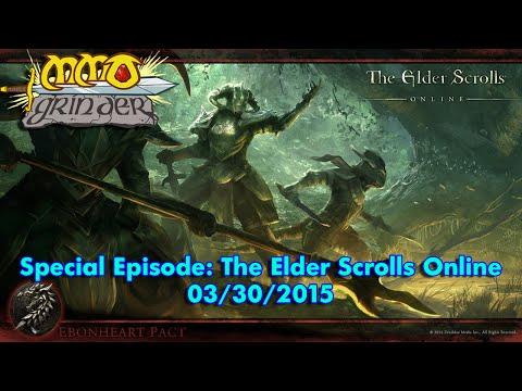 MMO Grinder: The Elder Scrolls Online review
