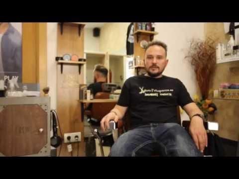 """Trailer de """"el nuevo"""" - Arturo Peluqueros peluquería caballeros en Madrid"""