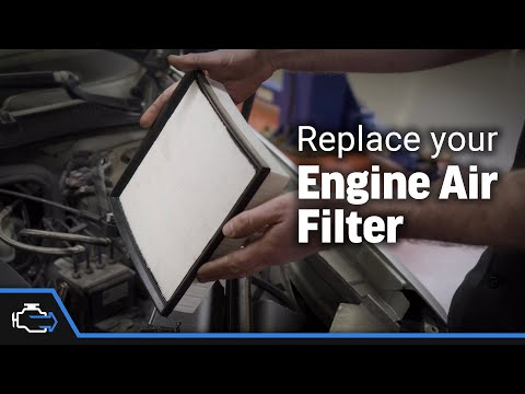 Fear No Fix - Engine Air Filter - 2009-2016 3.5L Chevy Impala