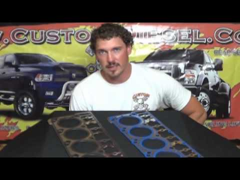 Ford 6.0 Head Gasket Review