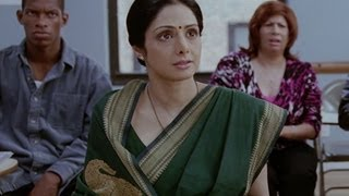 English Vinglish - Sridevi's First Day At English Classes - English Vinglish
