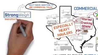 Commercial Trucks in Texas - Weight Records Regulation - Easy Solution
