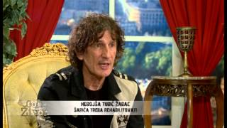 Goli Zivot - Nebojsa Tubic Zabac - (TV Happy 15.11.2014.)