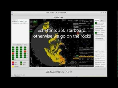 Ricostruzione del Naufragio del Costa Concordia