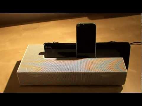 Review: LG Sounddock ND4520 für Apple-Smartphones und -Tablets