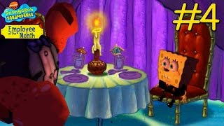SpongeBob SquarePants: Employee of the Month - PC Walkthrough Gameplay Chapter 4 THE END