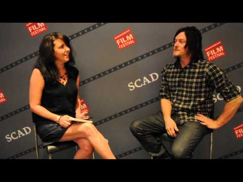 The Walking Dead's Norman Reedus returns to Savannah Film Festival