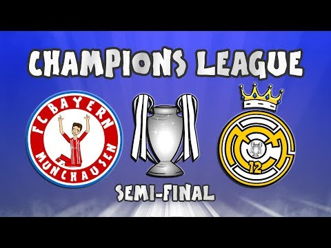 🏆BAYERN MUNICH vs REAL MADRID🏆 (Champions League Semi-Final 2018) thumbnail