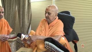 Guruhari Darshan 19 Nov 2014, Sarangpur, India