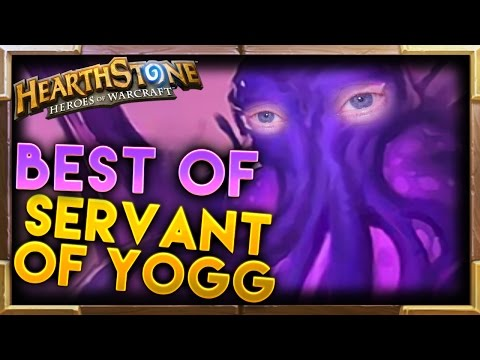 Servant Of Yogg-Saron Best Moments | Hearthstone | Funny Fail Lucky Moments
