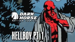 Good vs. Evil, Hellboy vs. the Queen of Blood - Dark Horse Comics: Hellboy: The Fury (pt. 1)