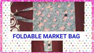 Foldable Market Bag