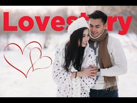 AIZA TV. Love Story: Бернар & Айзат. Интервью.
