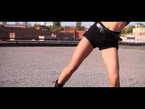 Dancehall In Da Fraules Dance Centre - Vybz Kartel bubble Hard video