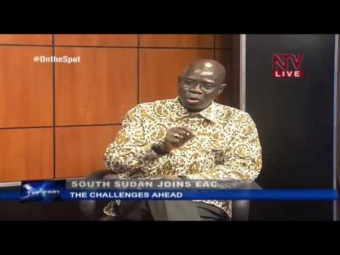 ON THE SPOT: South Sudan joins the East African Community
