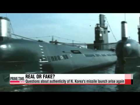 Questions about authenticity of N. Korea′s missile launch arise again   북한 SLBM