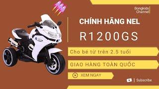 Xe MOTO Điện Trẻ Em R1200GS | Xe Máy Điện Cho Bé NEL1200