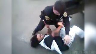 Raw Bodycam Video Captures 'Loud Music' Arrest