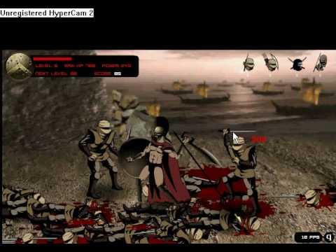 300 Spartan Game