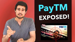 Truth behind PayTM by Dhruv Rathee |Cobrapost Operation 136