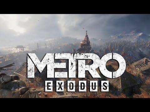 METRO EXODUS - ЧТО НАС ЖДЕТ