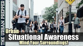 Urban Situational Awareness: Mind Your Surroundings!