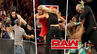 WWE Raw Highlights - WWE Monday Night Raw 17 June 2019 Highlights