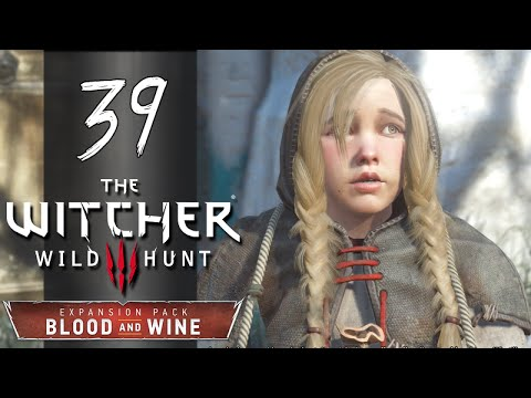 Blood and Wine Witcher 3 - Part 39 - First Hit is Free - Let's Play - Gameplay Walkthrough