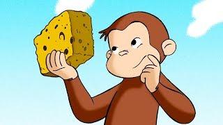 Curious George 🐵Water to Ducks 🐵Kids Cartoon 🐵 Kids Movies 🐵Videos for Kids