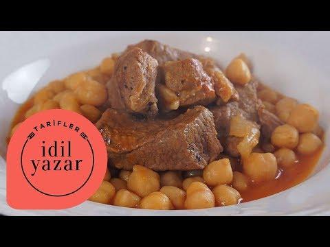 Etli Nohut Tarifi - İdil Tatari - Yemek Tarifleri