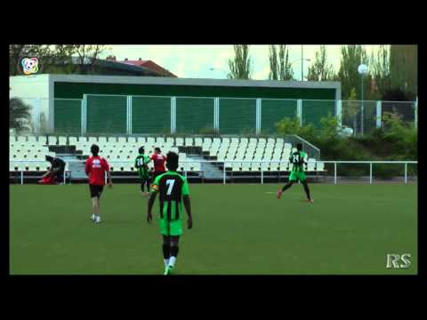 Rayo Vallecano División de Honor - InterSoccer Academia 1/5