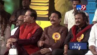 Geetha Reddy speech @ Mohan Babu felicitation by TSR || Kakatiya Lalitha Kala Parishad