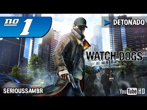Watch Dogs Detonado #1 [DUBLADO PT-BR] [XBOX-ONE]