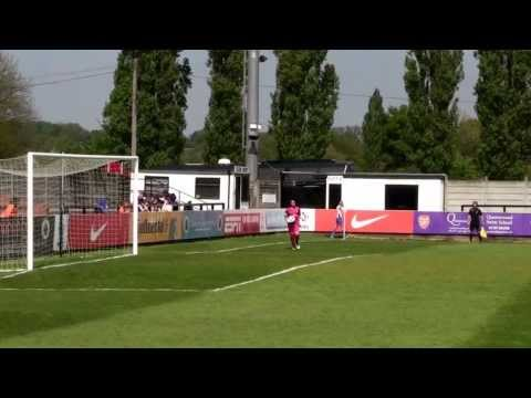 WFD - 10 Minute Spotlight 2013 Ft. Arsenal Ladies v Bristol Academy FAWSL C/Cup