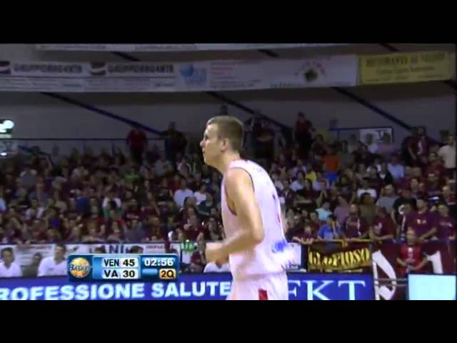 Umana Reyer - Varese Gara 4: highlights