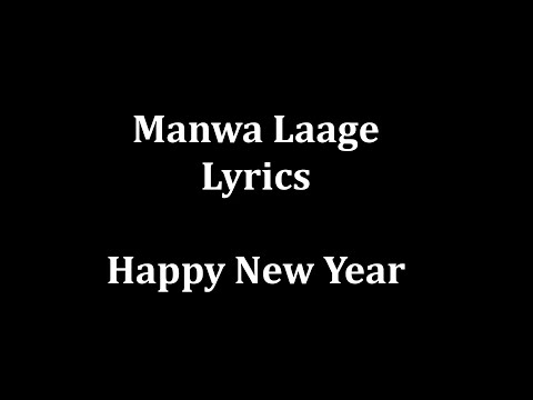 download lagu Manwa Laage  Arijit Singh & Shreya Ghoshal gratis