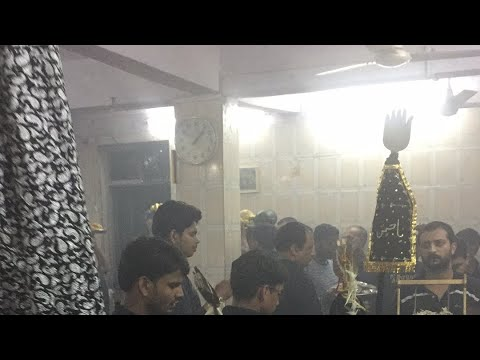 8th Muharram juloos 2017 | Mumbai, India