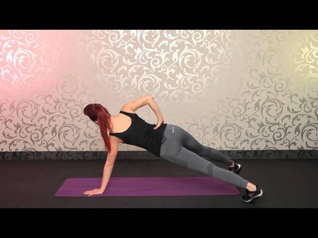 Смотреть видео Фитнес онлайн: как качать мышцы груди как качать груди відео