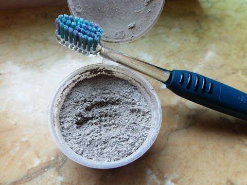 Чищу Зубы ТРАВАМИ :) как сделать натуральный зубной порошок