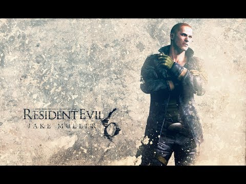 Resident Evil 6 - Demo Jake Gameplay [HD]
