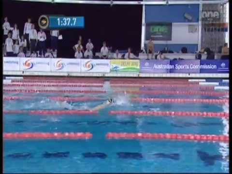 World Record | Men's 200m Backstroke | Swum by Japanese superstar Ryosuke Irie at the Australia vs Japan Duel in the Pool meet in Canberra on Sunday 10 May 2...
