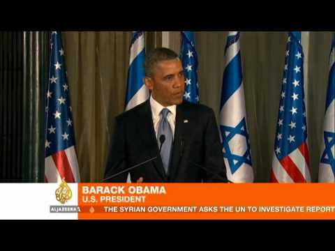Obama vows to keep Iran from nuclear weapon