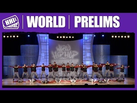 Up Streetdance Club - Philippines  (megacrew)  Hhi's 2013 Hhi World Hip Hop Dance Championship video