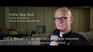 Vocaciones a la Vida Religiosa - Padre Neal Hock 2014 - Español