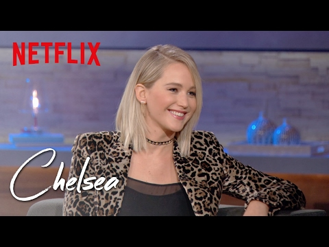 Jennifer Lawrence (Full Interview) | Chelsea | Netflix