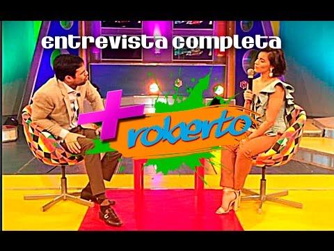 Entrevista A Nashla Bogaert en Mas Roberto 05 03 2017