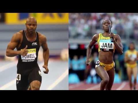 Doping: Sperren von Asafa Powell und Sherone Simpson reduziert | Sprinter wieder startberechtigt
