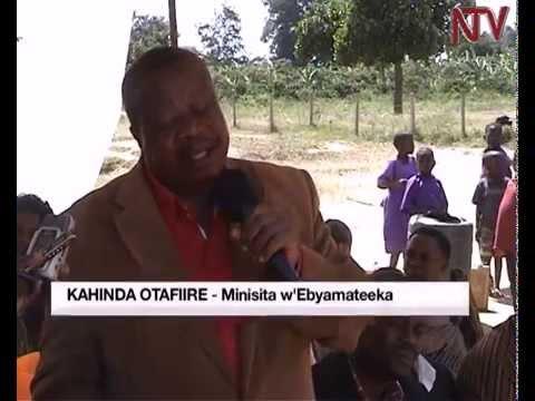 Otafiire ayambalidde Amama Mbabazi