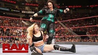 Nia Jax vs. Ann Esposito: Raw, 5. September 2016